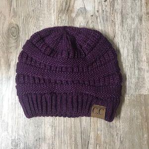 C.C. Purple Hat